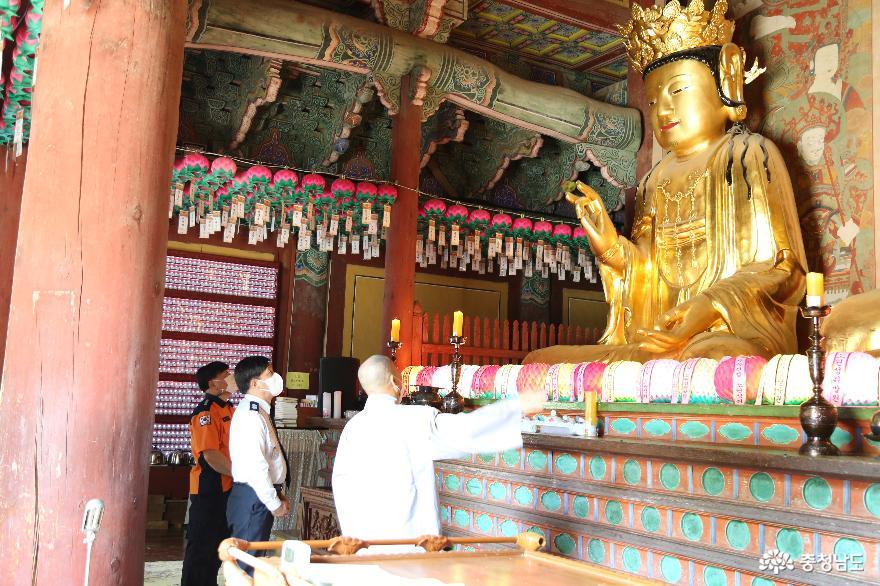 충남소방, 부처님 오신 날 특별경계근무 돌입