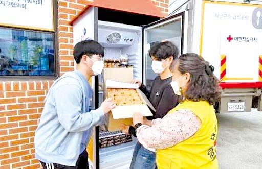 음식 나눠 먹는 '홍성 공유냉장고' 생긴다