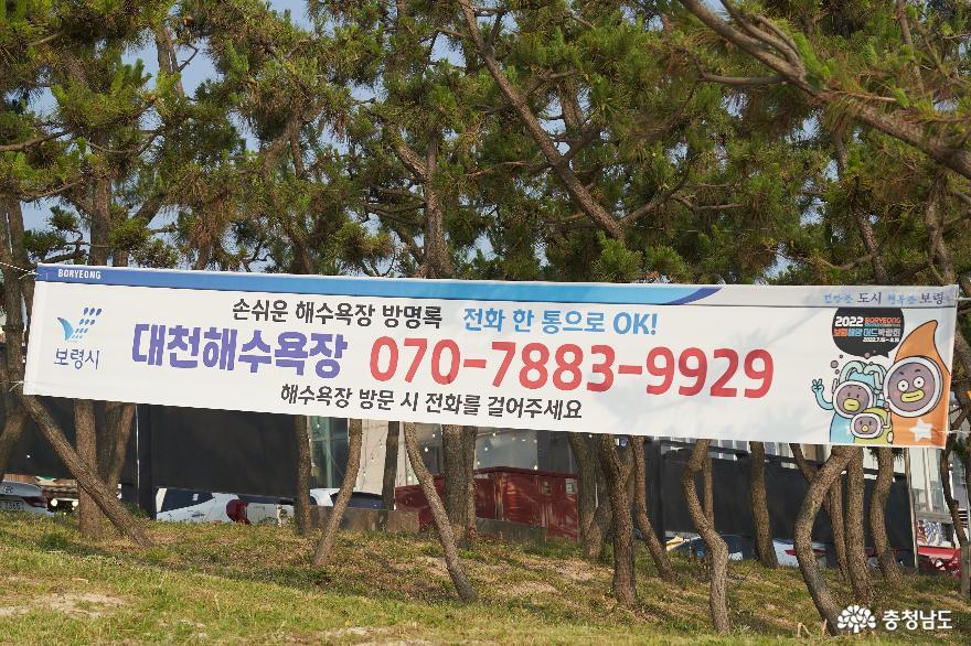 충남의 주요 해수욕장 7월 개장