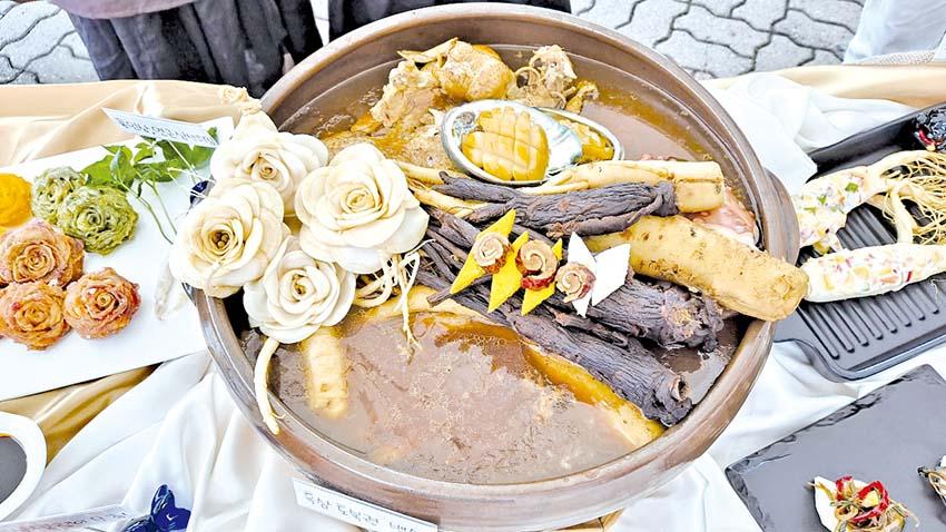 인삼의 고장 금산, 전국 첫 삼계탕 축제 열었다