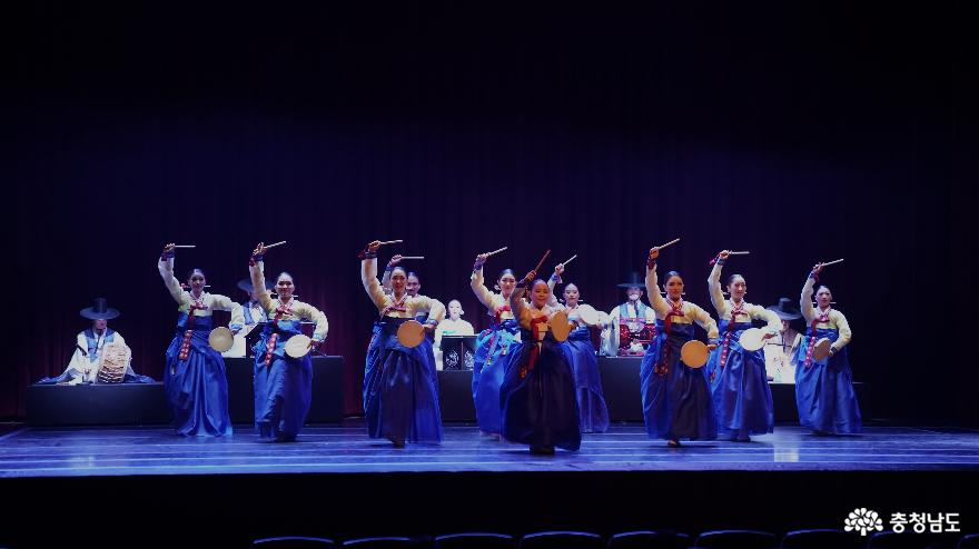 충남서천·경남진주 문화예술교류 - 붉은 향기와 인연의 춤 『紅緣(홍연)』