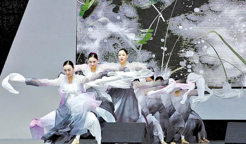 천안 흥타령 춤 축제, 金 땄다