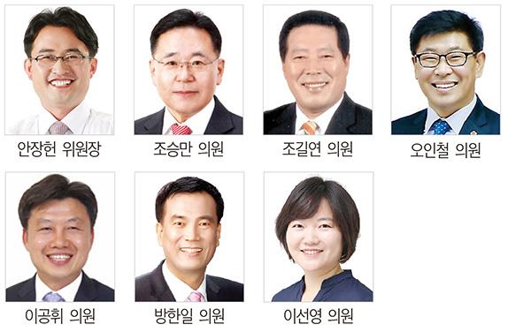 제330회 임시회 상임위원회 의정활동