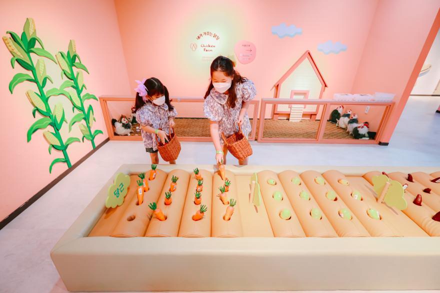 천안 어린이 꿈누리터에서 얼마남지 않은 여름방학 즐거운 시간 보내보세요!