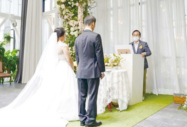 천안시 다문화가정 결혼식