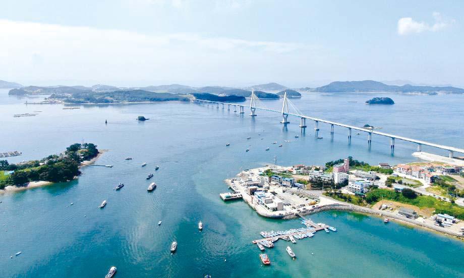 서해안 수산업 거점 영목항, 국가어항 지정됐다