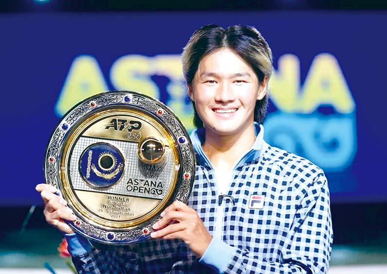 당진시청 권순우 ATP 우승
