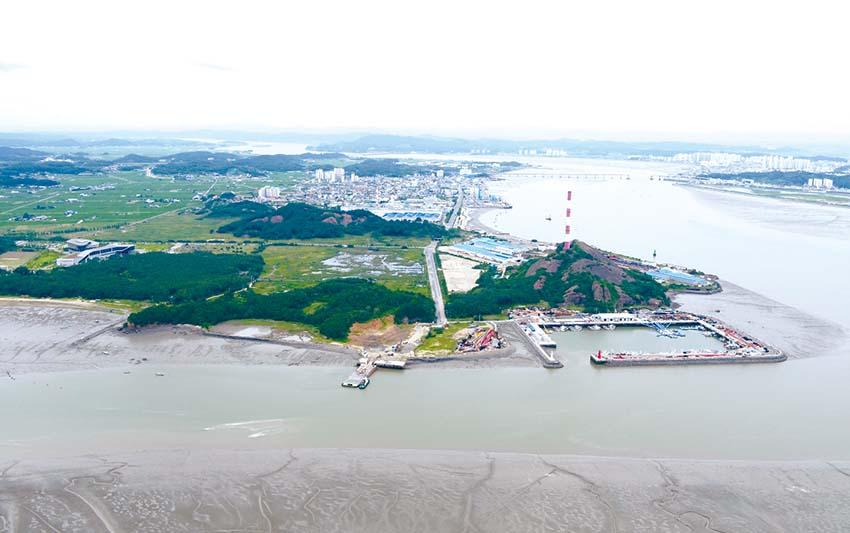 한국 해전사의 격전지, 서천 장암진