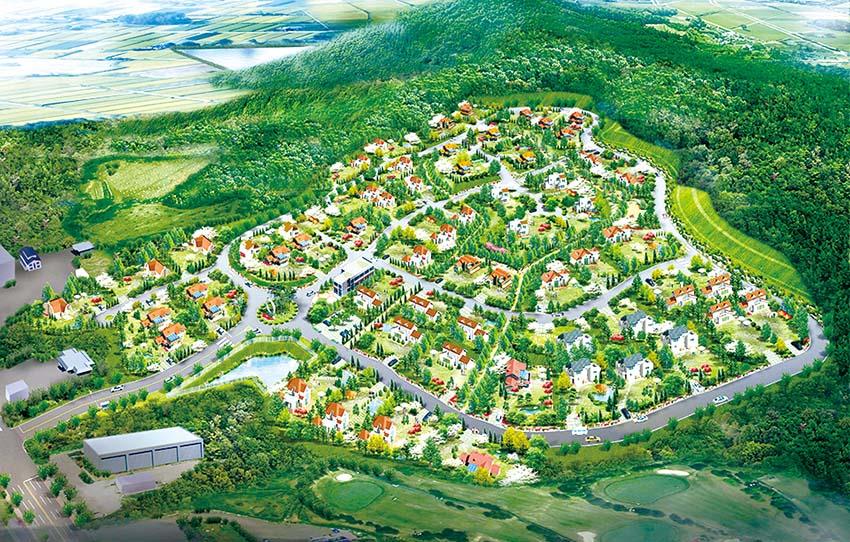 천안시, 16년 만에 성거 오목마을 분양