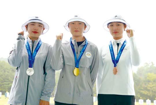 충남선수단, 102회 전국체전서 종합 4위 쾌거