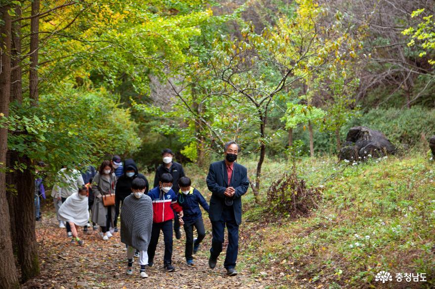 곤충과 자연의 생태를 직접 만날 수 있는 농촌체험