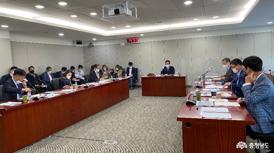충남자치경찰 아파트 내 교통안전대책 추진