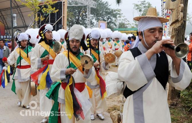 제51회 한국민속예술축제 개막식