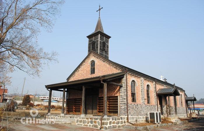 [부여-금사리성당] 부여지역 첫 가톨릭교회