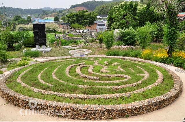 작은 공간의 큰 기쁨 '서천식물예술원'